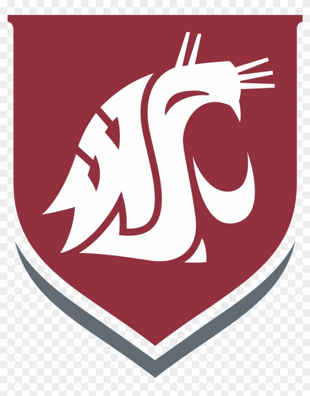 Washington State Cougars - Washington State Cougars Logo Clipart #2697529