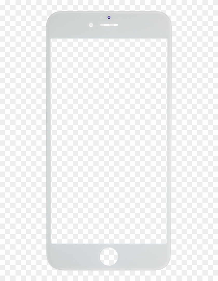 Iphone 6s Glass Lens Screen & Frame - Iphone Clipart #270876