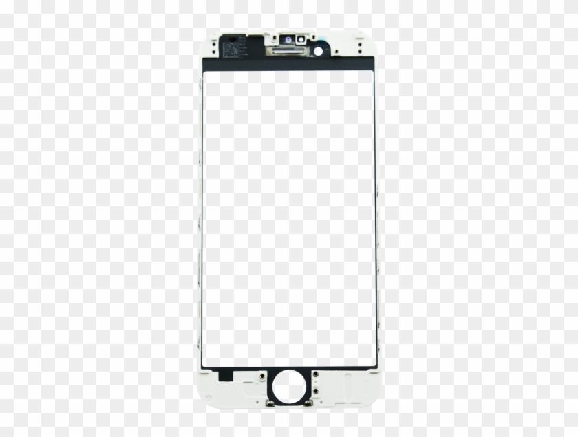 Iphone 6 Glass Lens Screen & Frame - Iphone Clipart #271949