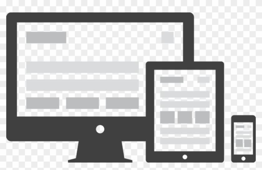 Domain Protection - Responsive Web Design Logo Clipart #272262