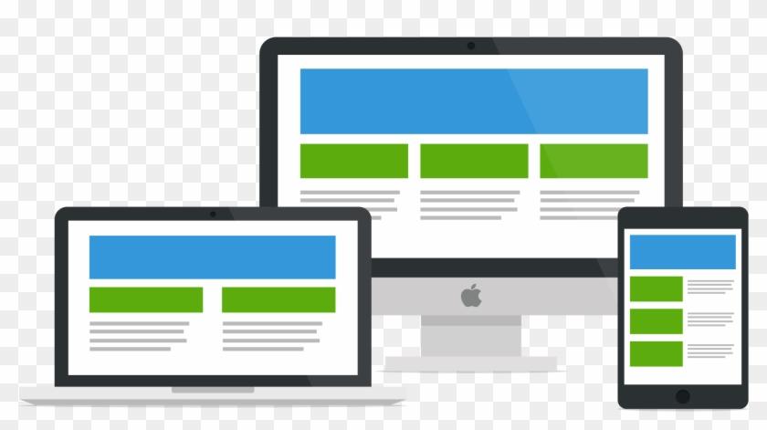 Need A Responsive Websites Design In Canterbury Debunk - Responsive Web Design Clipart #272403