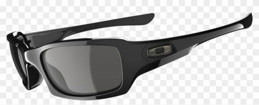 Sports Sun Glasses Png Image - Oakley Polarized Five Squared Clipart #273799