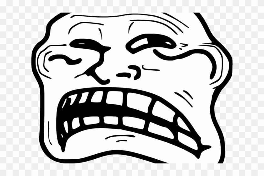 Meme Clipart Meme Face - Troll Face - Png Download #276139