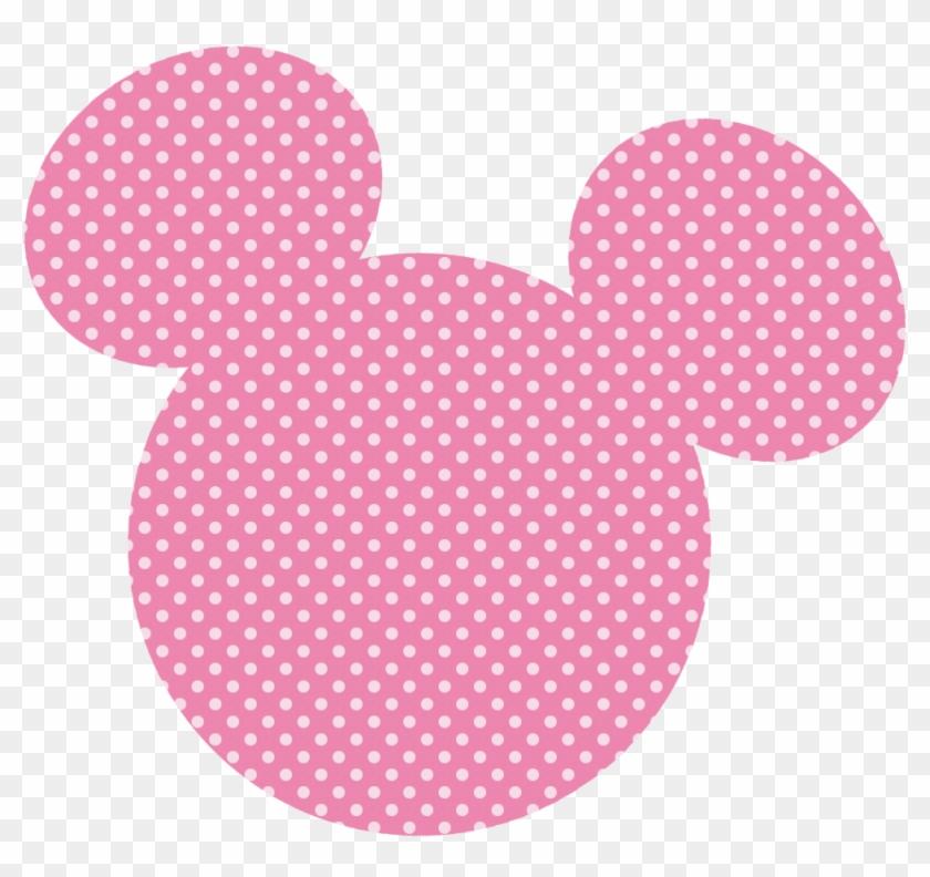 Lazo De Minnie Mouse Para Imprimir Cabeza De Minnie Mouse