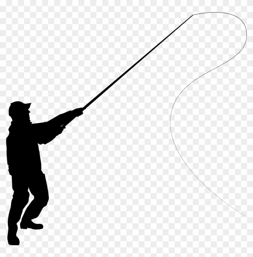 Download Fishing Pole Png Transparent Free Images Fisherman Clipart 279350 Pikpng