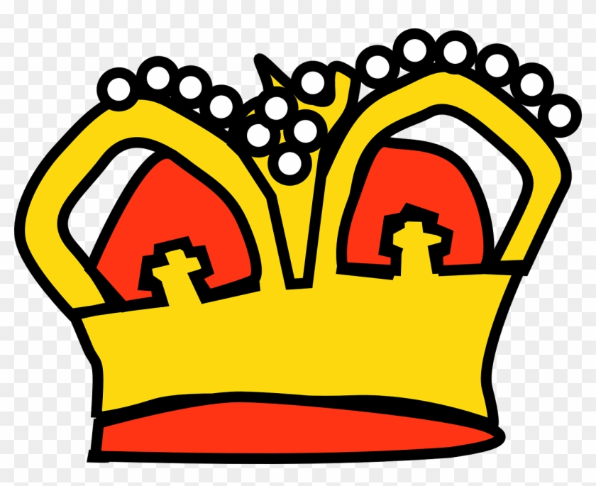 King Crown Cartoon Png Clipart #2700214