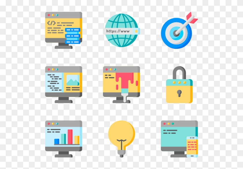 Web Design Clipart #2703350