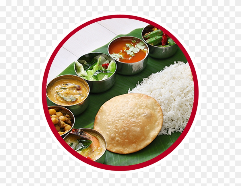 Pure Vegetarian Treat South Indian Food Plate Clipart 2708171 Pikpng
