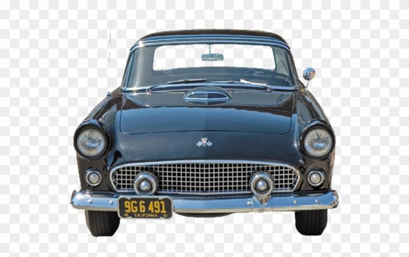 Classic Car Png - Antique Car Clipart #2717122