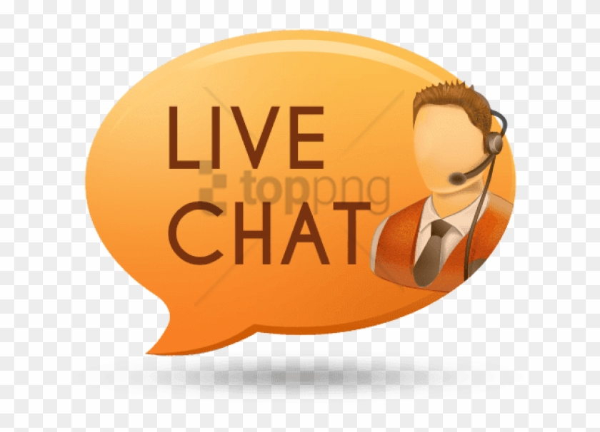 Free Png Live Chat Png Png Image With Transparent Background - Illustration Clipart #2720587