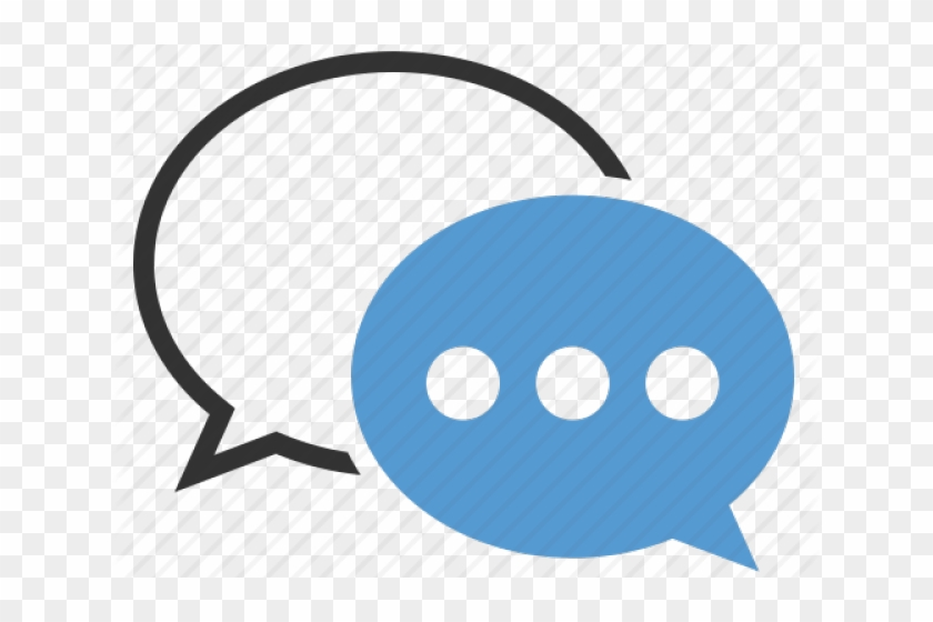 Live Chat Png Transparent Images - Chat Icon Transparent Clipart #2720632
