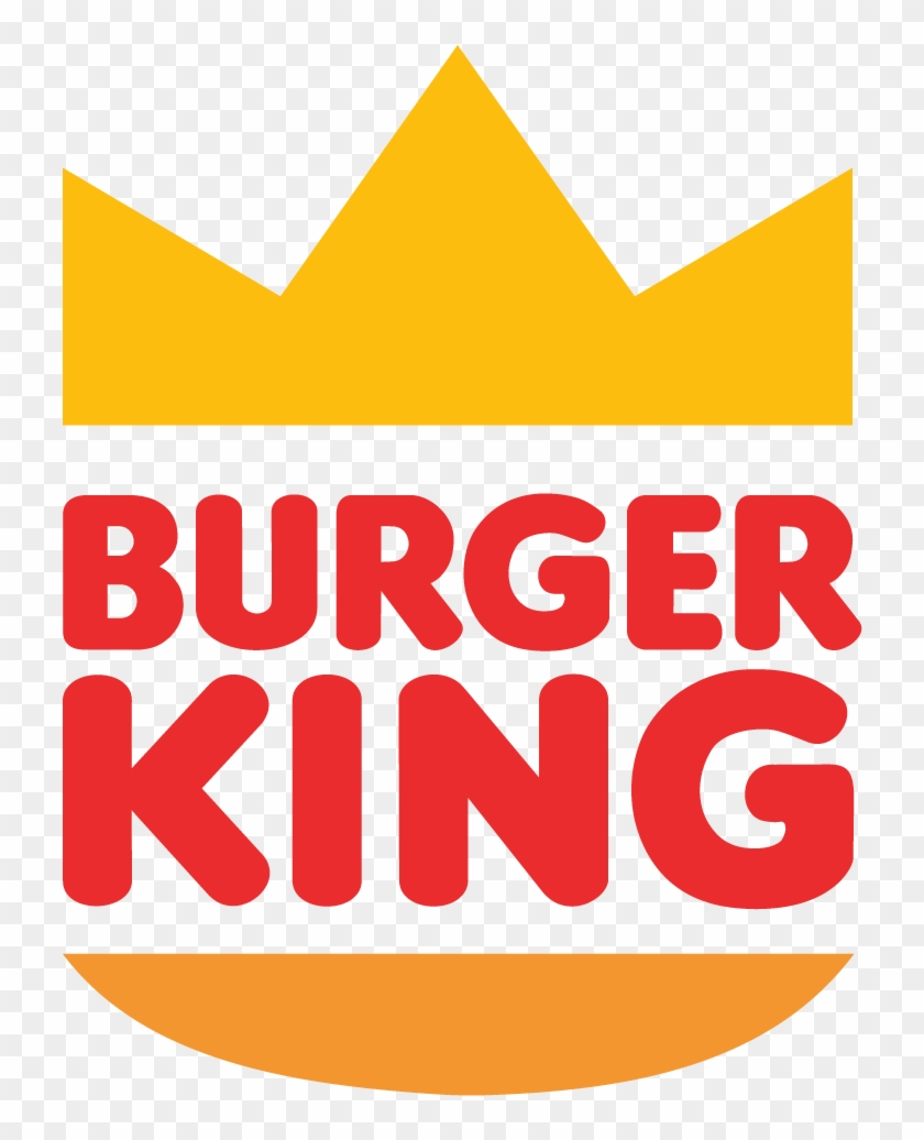Burger King Crown Png - Burger King Crown Logo Clipart #2720748