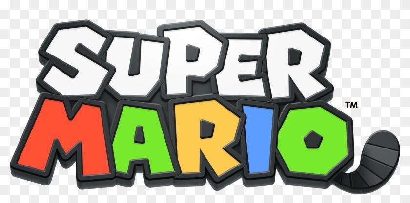 Super Mario Logo Super Mario 3d Land Clipart 2735408 Pikpng