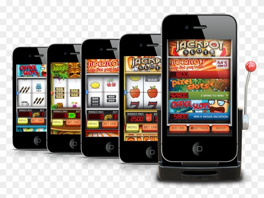 Slot Machine Clipart #2749765