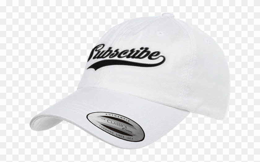 """Callmecarson """"subscribe"""" Dad Hat Hat - All Star Converse Caps Price Clipart #2755556"""