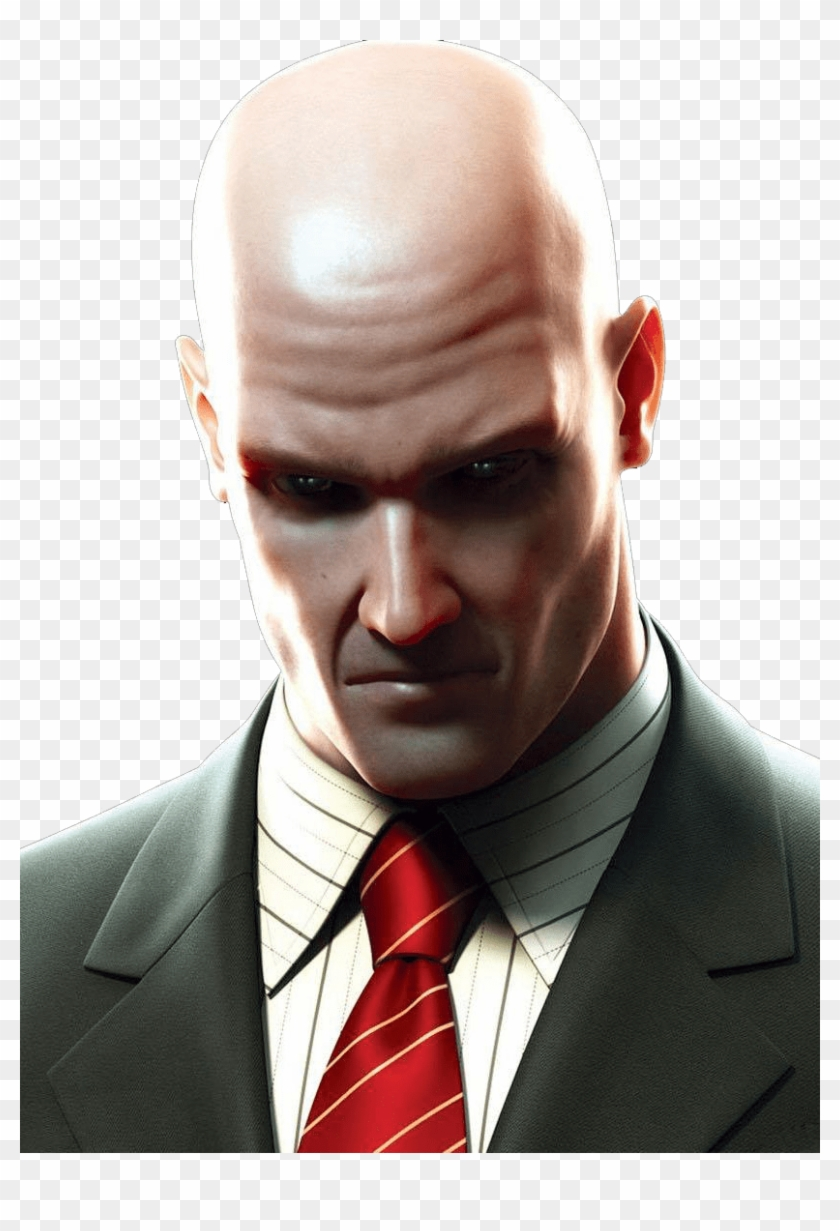Agent 47 Blood Money Agent 47 Hitman 1 Clipart 2755711