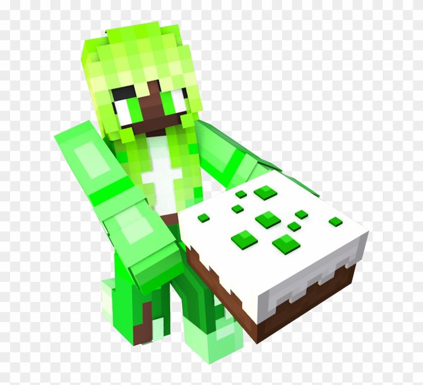 Jade - Minecraft Skin Rainbow Skin Clipart #2755922