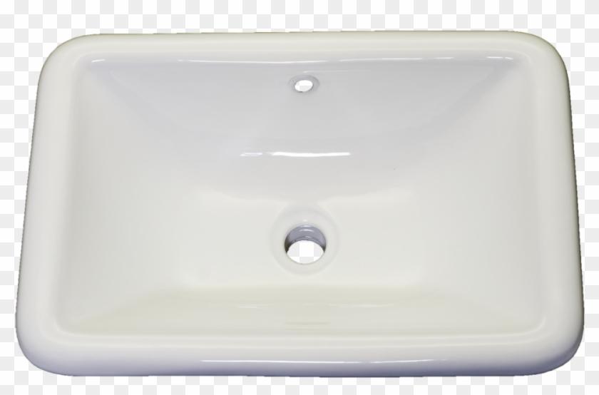 Cornet Porcelain Rectangular Drop In