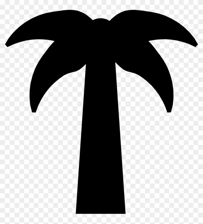 Palm Tree Icon Png Clipart #2769225