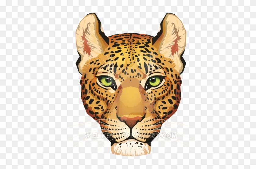 Leopard Face Png Download Image - Leopard Head Transparent Background Clipart@pikpng.com