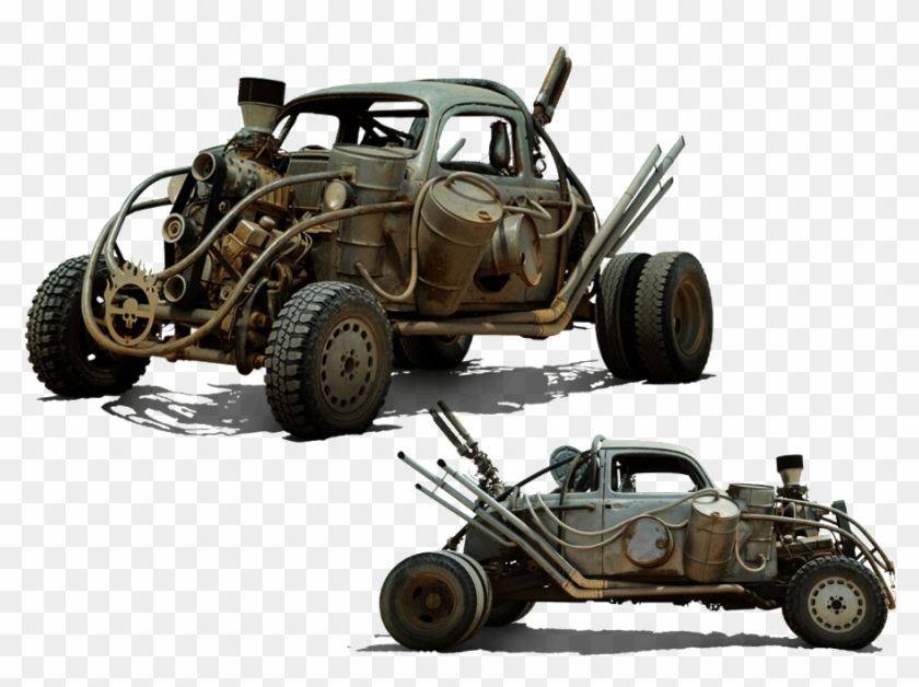 Mad Maxs Fury Road Vehicle Lineup Is The Stuff Of Post - Mad Max Vehicles, HD Png Download #2771459