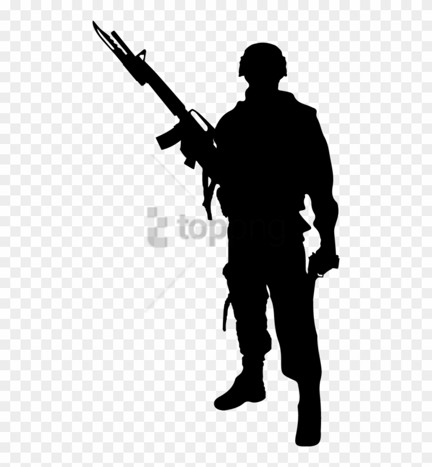 free png army silhouette png png image with transparent silhouette army soldier clipart 2771681 pikpng free png army silhouette png png image