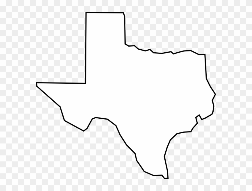 White State Of Texas Clipart #2772118