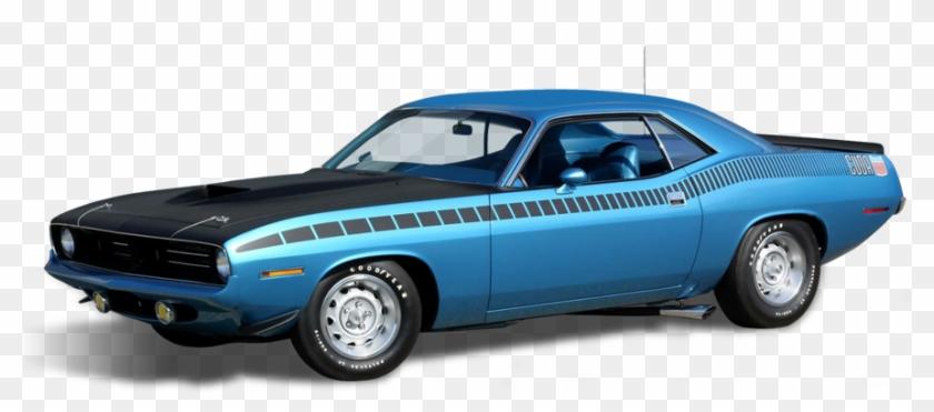World Class Muscle Car Restorations - Dodge Challenger Clipart #2775897