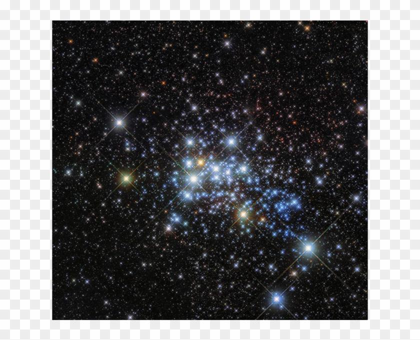 Transparent Stars Universe - Westerlund 1 Clipart #2780926