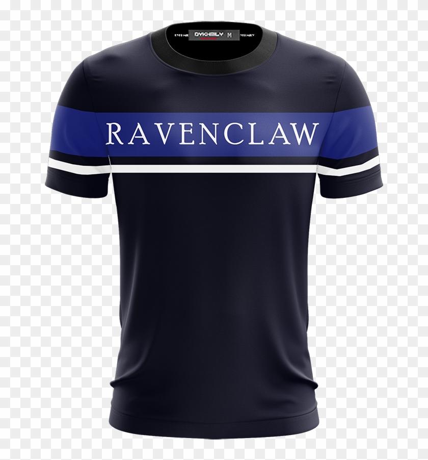 Hogwarts House Ravenclaw Harry Potter Unisex 3d T Shirt - Active Shirt Clipart #2782160