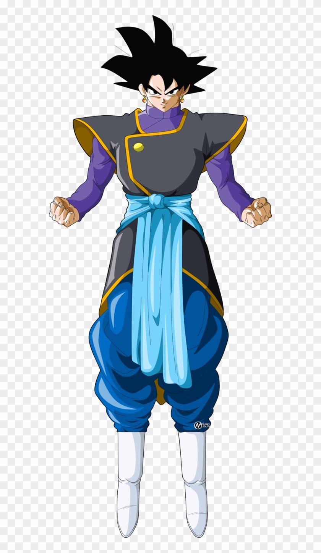 Click To Expand - Goku Black Zamasu Clothes Clipart #2786750