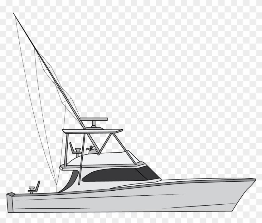 Download Amazing Fishing Fishing Boat Clipart