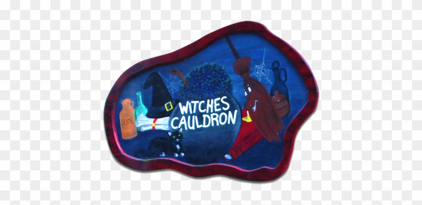 Witches Cauldron Label Clipart 2793907 Pikpng