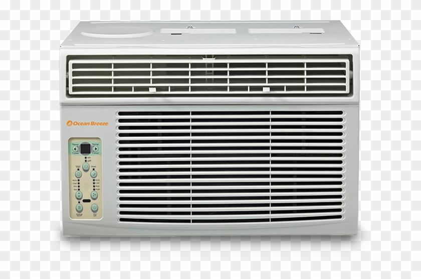 Window Air Conditioner - Ocean Breeze 12000 Btu Air Conditioner Reviews Clipart@pikpng.com