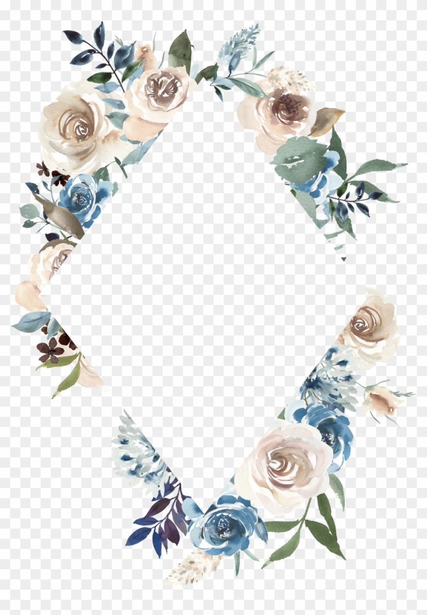 Fotki Flower Frame Cute Wallpapers Wallpaper Backgrounds