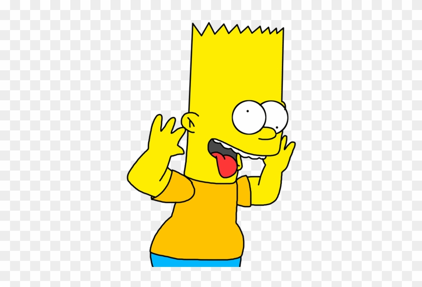 Bart Drawing Supreme Bart Simpson Clipart 2814257 Pikpng