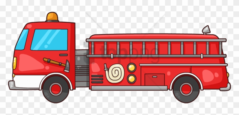 Free Png Download Cartoon Fire Truck Png Images Background Fire Engine Clipart Transparent Png 2816689 Pikpng