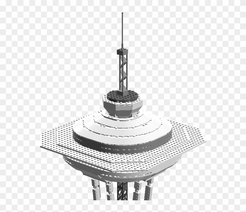 Lego Space Needle Clipart #2818817