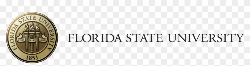 Fsu Svg Gold - Florida State University Clipart #2831934