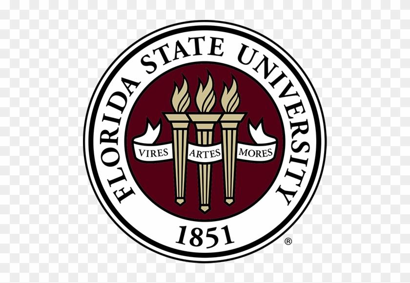 Books Not Bombs School Logo - Florida State University Emblem Clipart #2832052