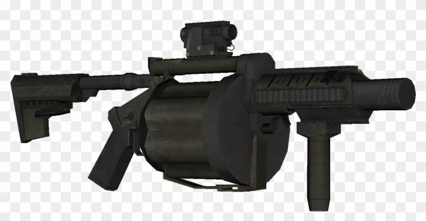 War Machine Model Boii - Assault Rifle Clipart #2834741