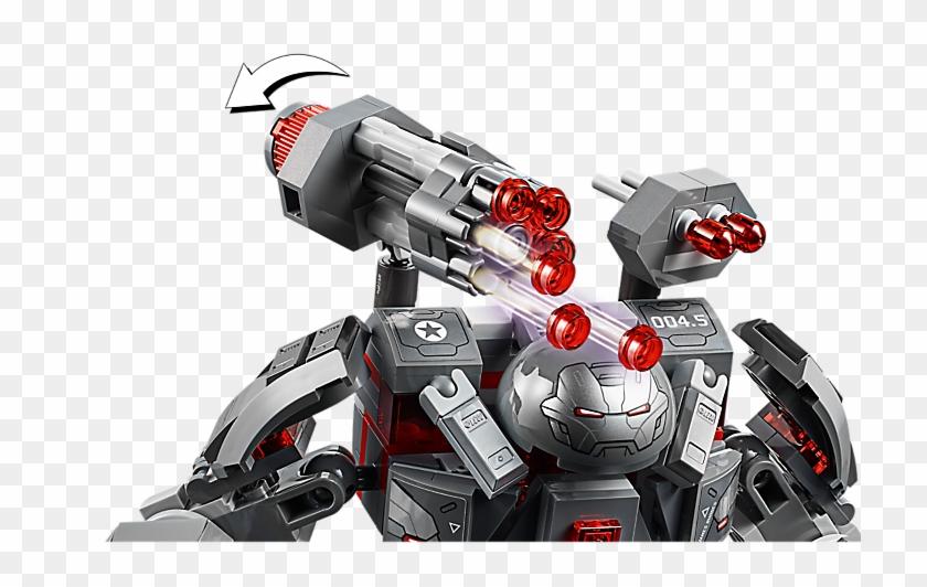 War Machine Buster - Lego War Machine Buster Clipart #2834788