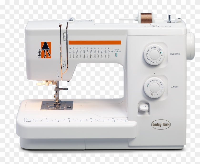 2 Bl30a Molly St F - Baby Lock Sewing Machine Clipart #2835364