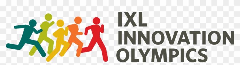 Ixl Innovation Olympics Logo - Ixl Innovation Olympics Clipart #2838034