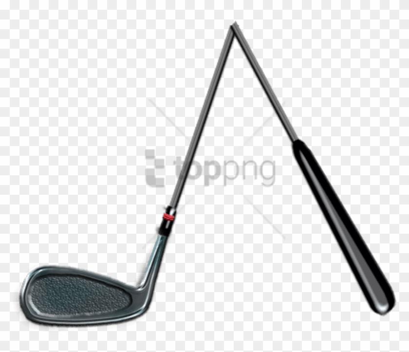 Free Png Download Broken Golf Club Png Images Background - Broken Golf Club Png Clipart #2838328