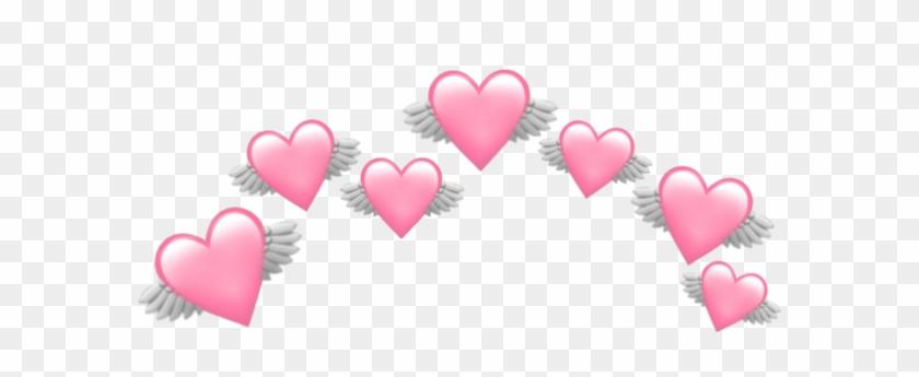 #heart #hearts #pink #pinkemoji #pinkheart #emoji #emojis - Heart Clipart #2842633