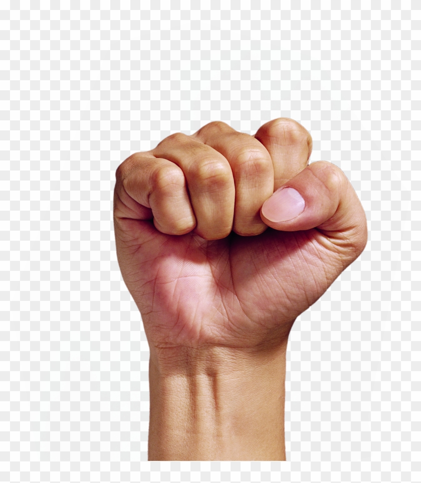 Hand Fist Png Clipart@pikpng.com