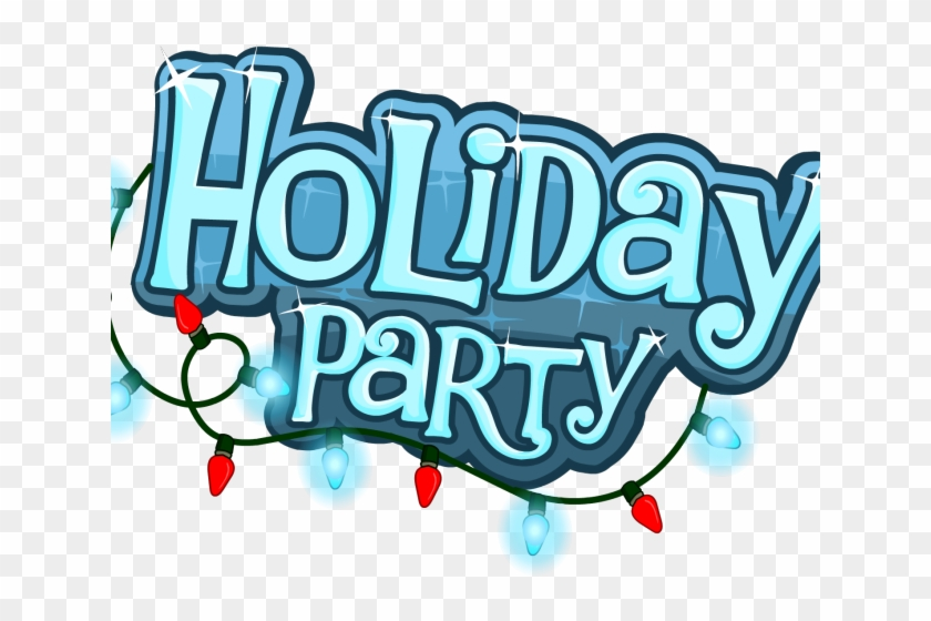Holiday Free On Dumielauxepices Net Party - Holiday Party Clipart - Png Download #2846806