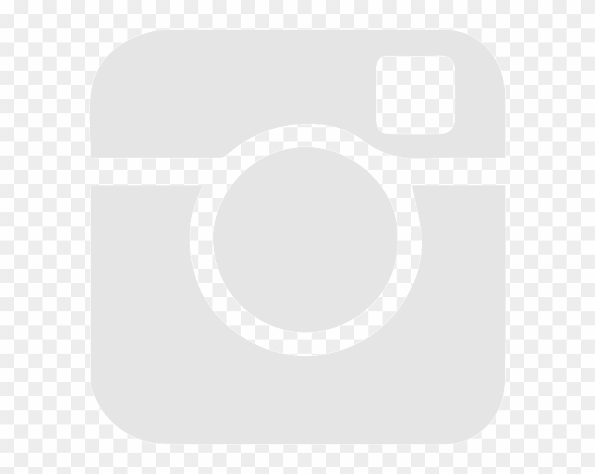 Instagram , Png Download - Insta Icon White Png Clipart #2849952