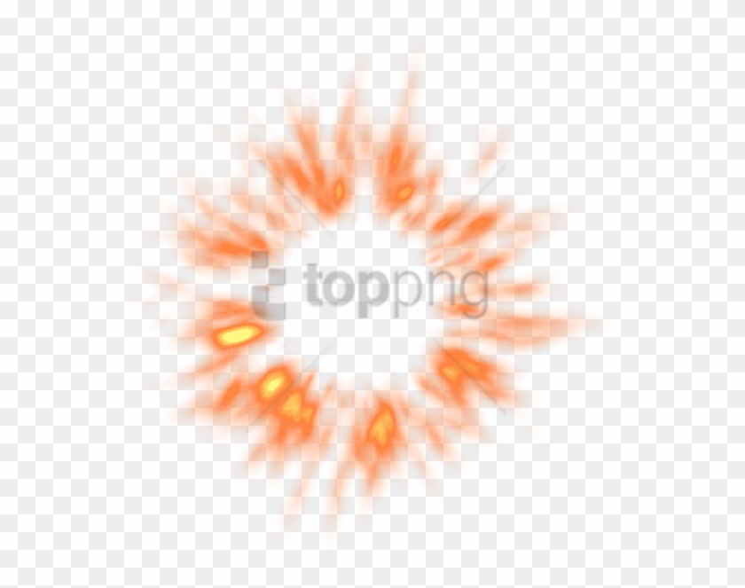 Free Png Fire Effect Png Png Images Transparent - Bullet Fire Effect Png Clipart #2856362